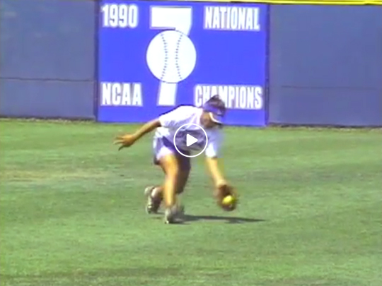 Fly Ball Communication Drill